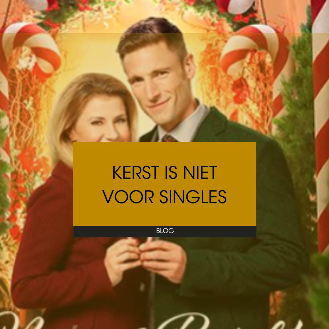 kerst niet voor singles
