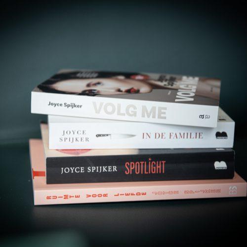 boeken joyce spijker